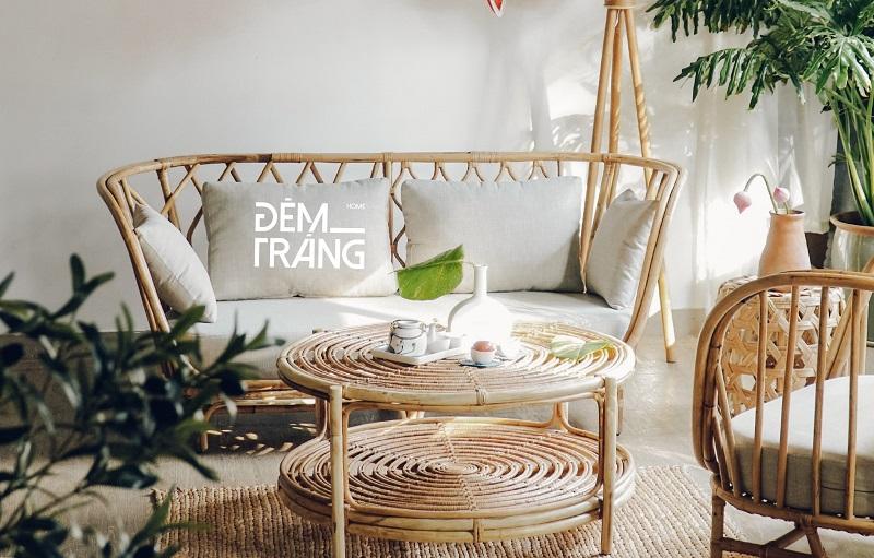 ナチュラルな雰囲気でお洒落空間を創り出すラタン製ローテーブル丸テーブル 籐のテーブル ラタン家具 サイドテーブル ローテブル 70cm 棚付き おしゃれ 2段テーブル ミニテーブル 円卓 軽量 天然素材 おしゃれ アジアン#5